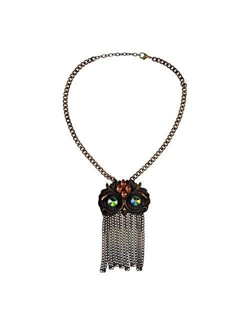 Class Roberto Cavalli | Женское Бронзовое Ожерелье