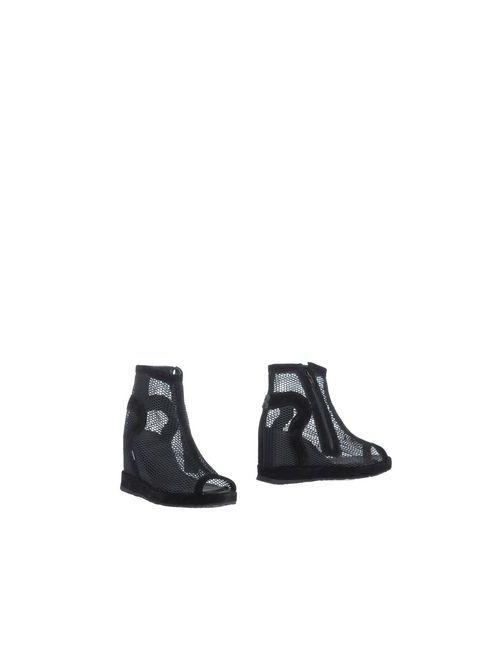 Ruco Line | Женские Чёрные Полусапоги И Высокие Ботинки