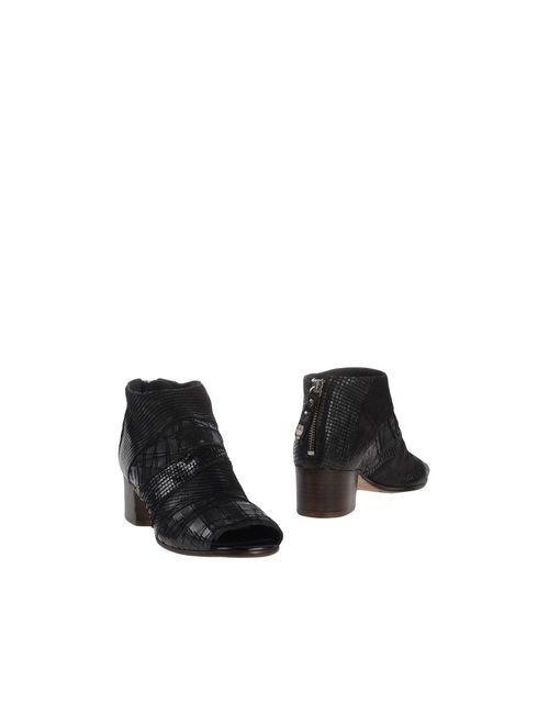 Moma | Женские Чёрные Полусапоги И Высокие Ботинки