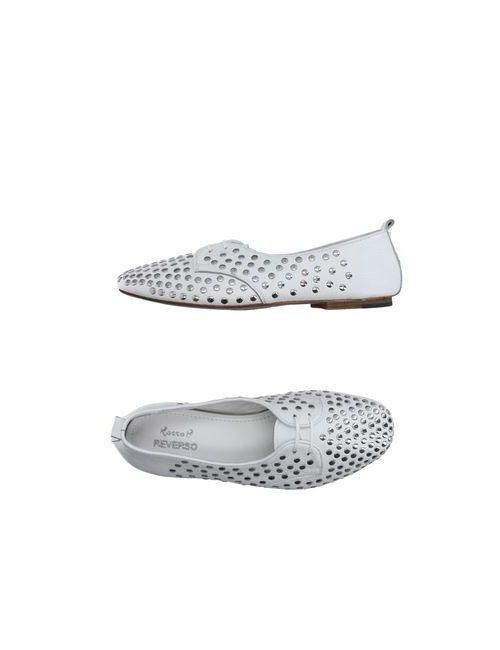 Rocco P. | Мужская Белая Обувь На Шнурках