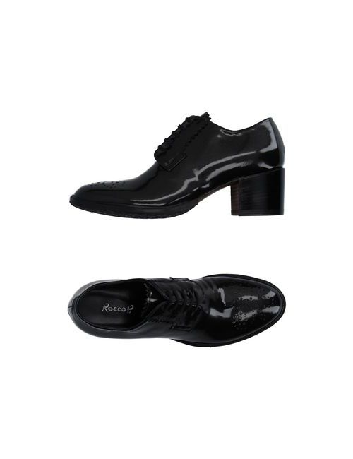 Rocco P. | Мужская Серая Обувь На Шнурках