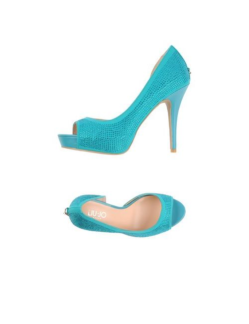 Liu •Jo Shoes | Женские Бирюзовые Туфли