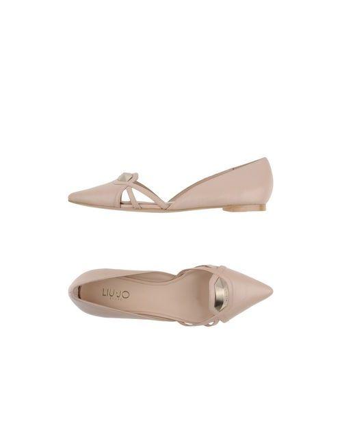 Liu •Jo Shoes | Женские Бежевые Балетки