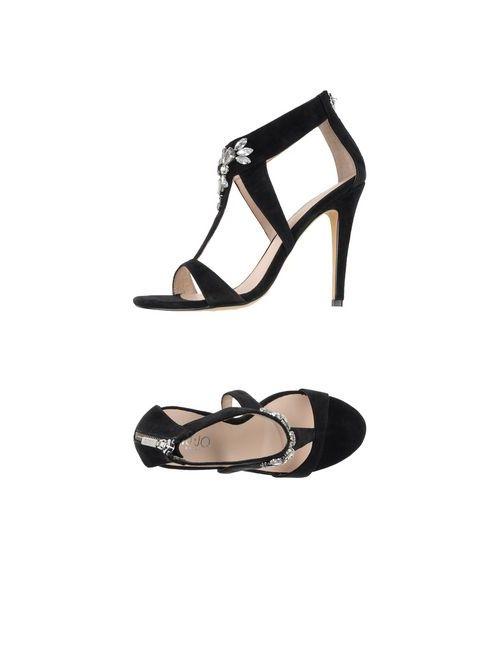 Liu •Jo Shoes | Женские Чёрные Сандалии