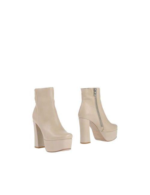 Stiù | Женские Слоновая Кости Полусапоги И Высокие Ботинки