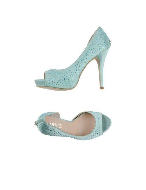 Liu •Jo Shoes | Женские Зелёные Туфли