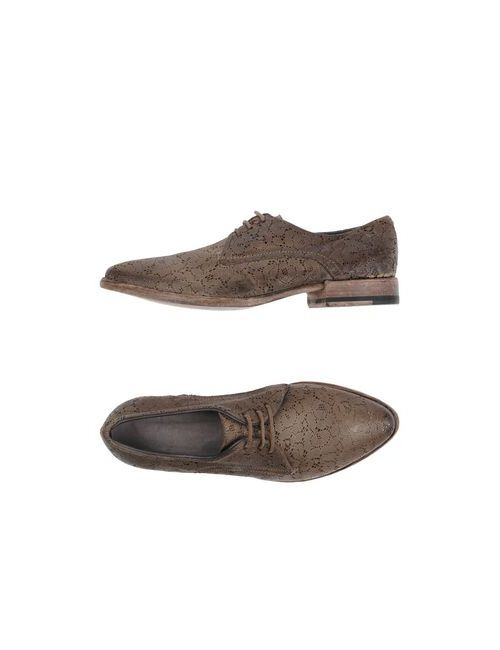 Keep | Мужская Коричневая Обувь На Шнурках