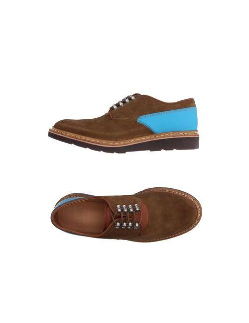 Ateliers Heschung | Мужская Обувь На Шнурках