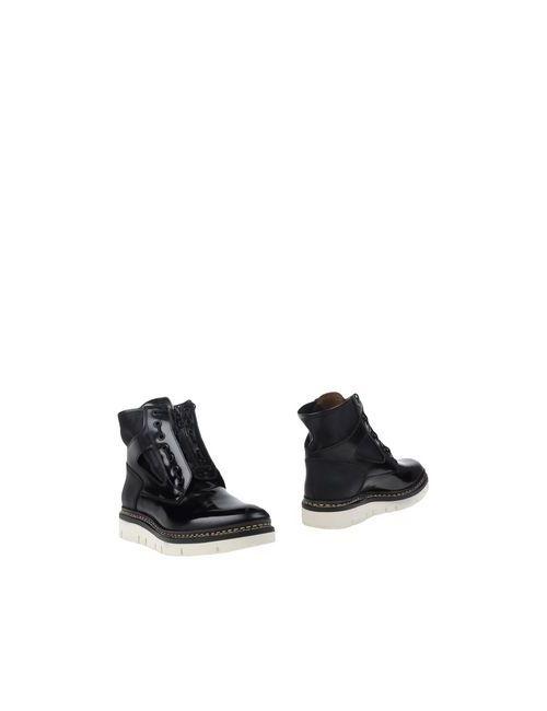 OAMC | Женские Чёрные Полусапоги И Высокие Ботинки