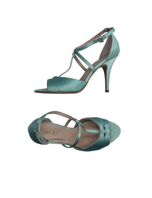Liu •Jo Shoes | Женские Зелёные Сандалии