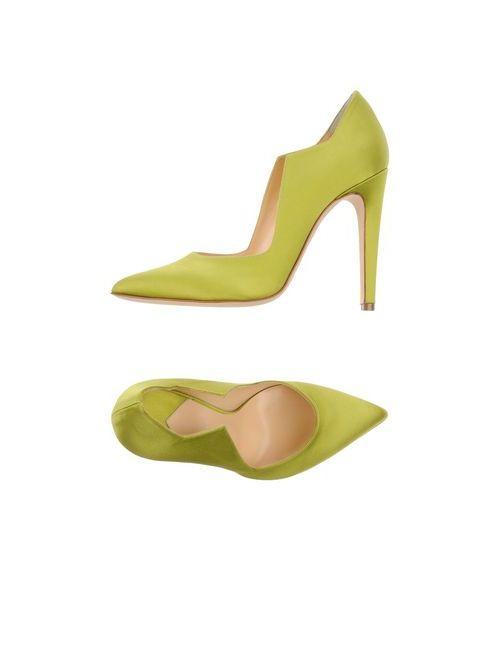 Charline De Luca | Женские Зелёные Туфли