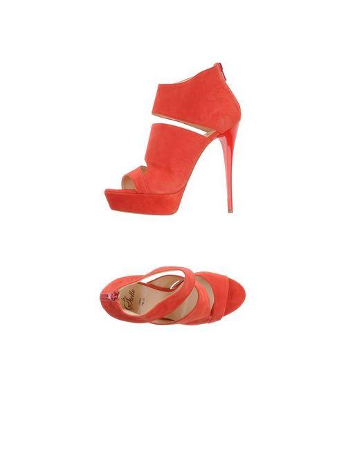 Le Stelle | Женские Розовые Полусапоги И Высокие Ботинки