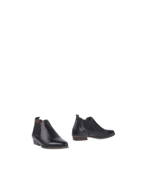 Stiù | Женские Чёрные Полусапоги И Высокие Ботинки