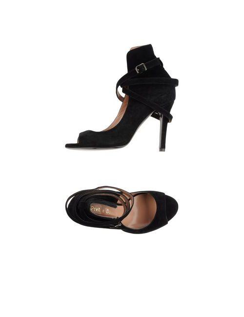 Pret A Dancer | Женские Чёрные Туфли