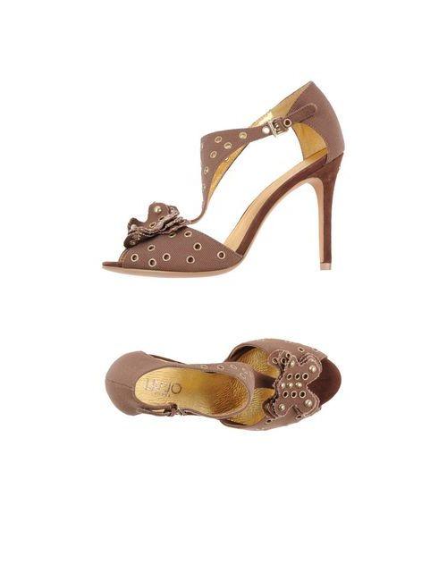 Liu •Jo Shoes | Женские Коричневые Сандалии