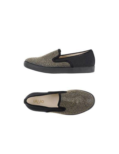 Liu •Jo Shoes | Женские Чёрные Низкие Кеды И Кроссовки