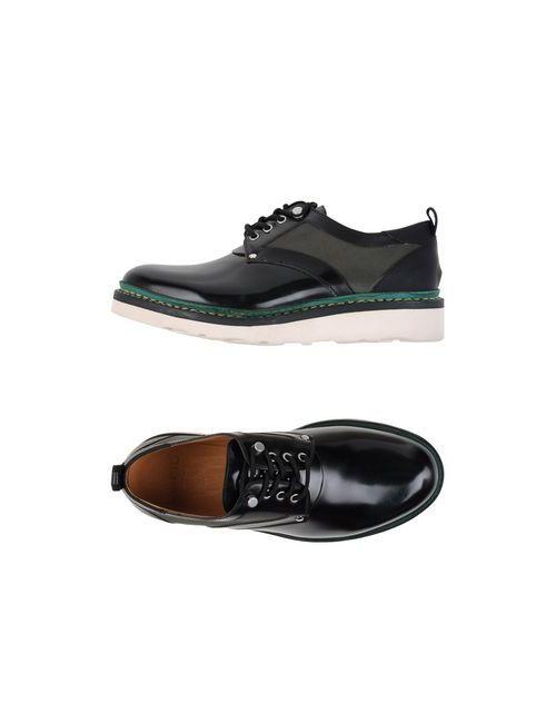 OAMC | Мужская Зелёная Обувь На Шнурках