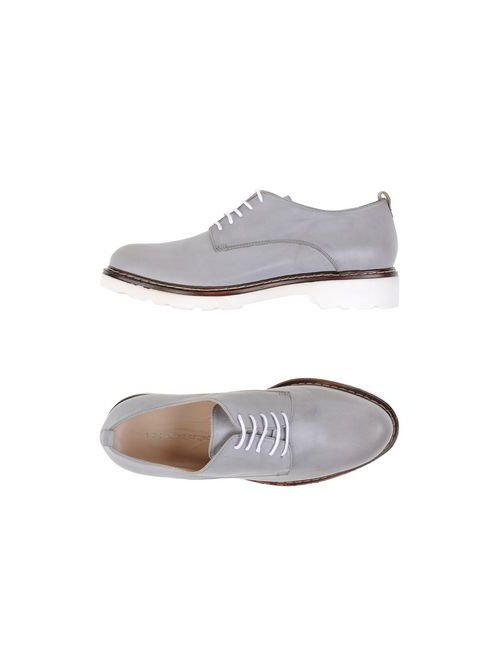 ANOTHER PROJECT | Мужская Серая Обувь На Шнурках