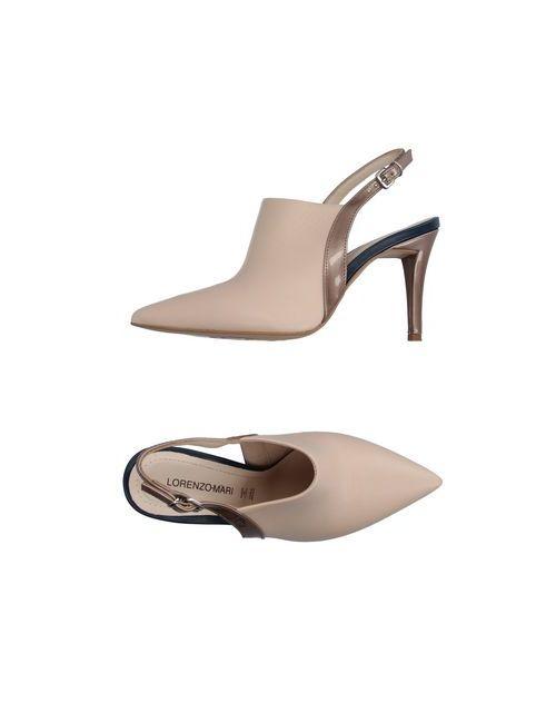 Lorenzo Mari | Женские Песочные Туфли