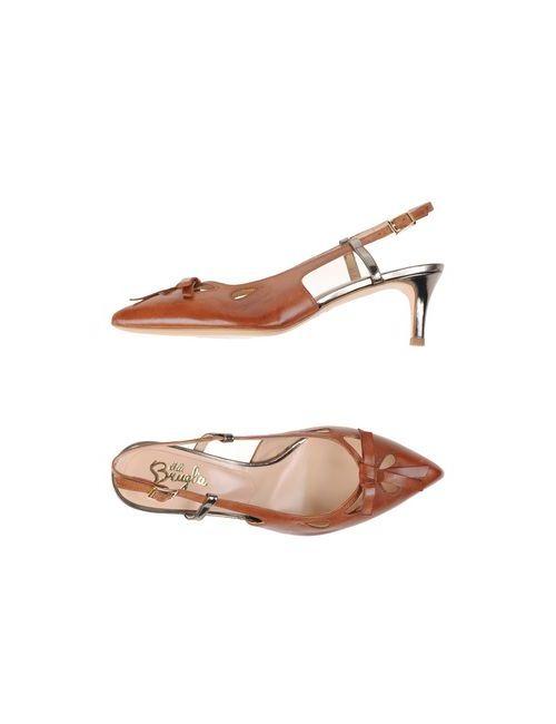 F.LLI BRUGLIA | Женские Коричневые Туфли