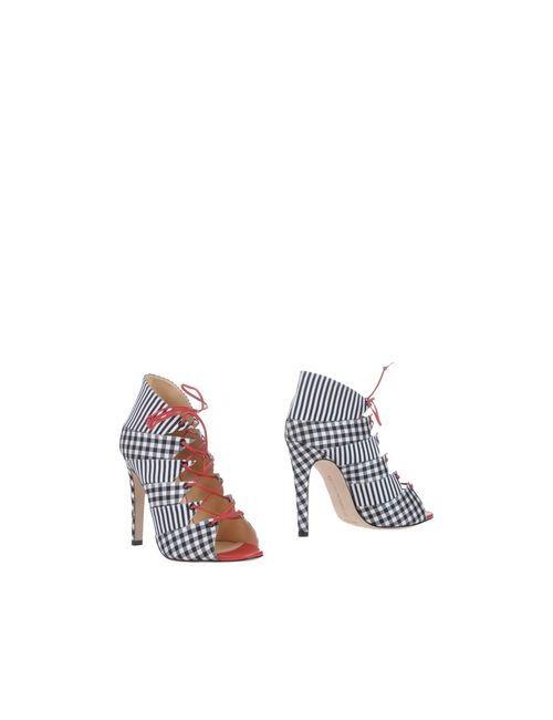 Charline De Luca | Женские Чёрные Ботинки