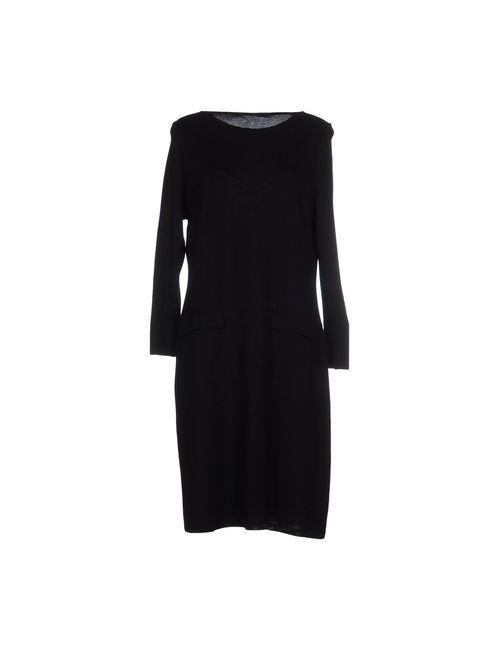 Natan | Женское Чёрное Короткое Платье