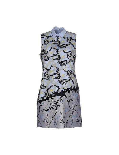 Mary Katrantzou | Женское Голубой Короткое Платье