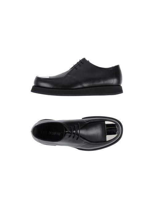 Neil Barrett | Мужская Чёрный Обувь На Шнурках