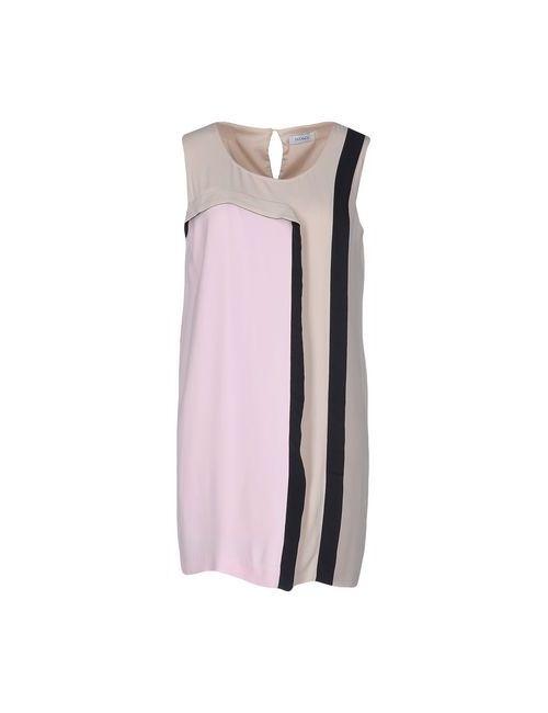Max & Co. | Женское Розовое Короткое Платье