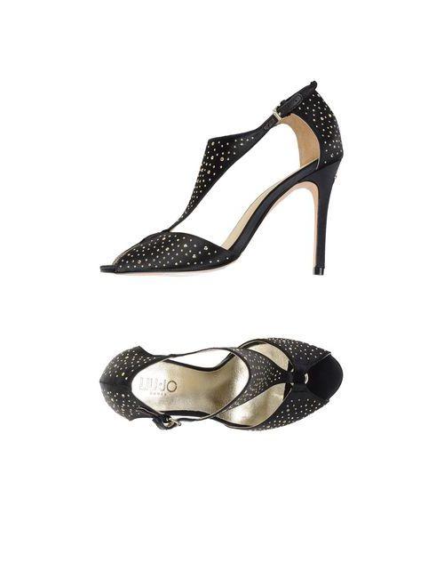 Liu •Jo Shoes   Женские Чёрные Сандалии