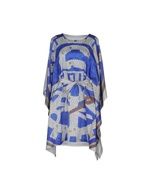 MM6 by Maison Margiela | Женское Синее Короткое Платье