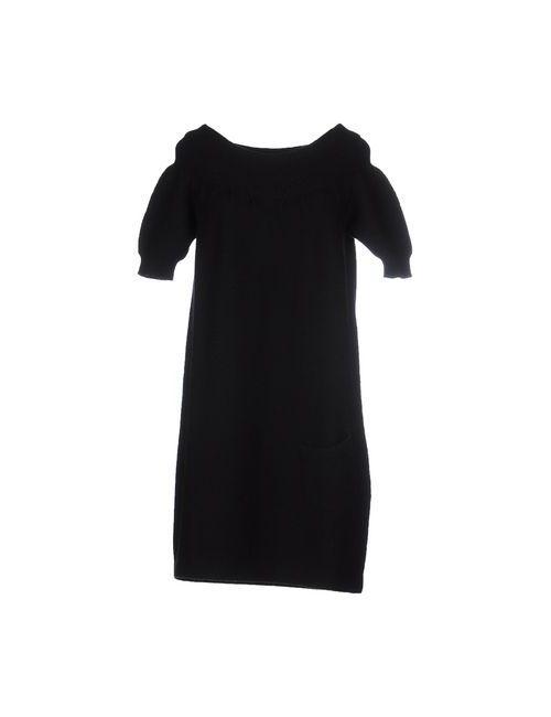 Terre Alte | Женское Черный Короткое Платье