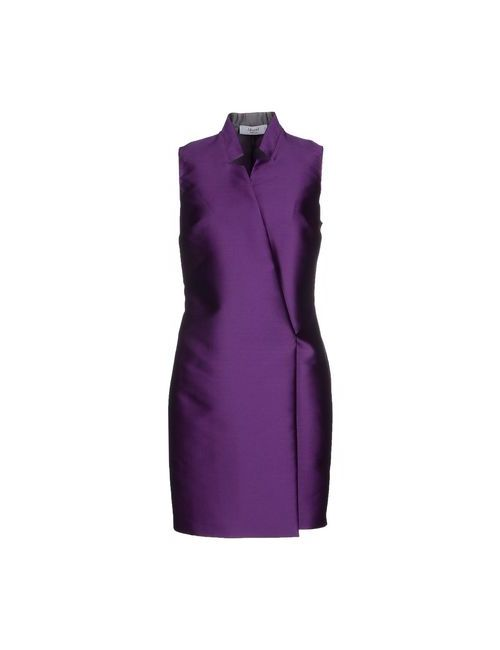 Blugirl Blumarine | Женское Фиолетовое Короткое Платье