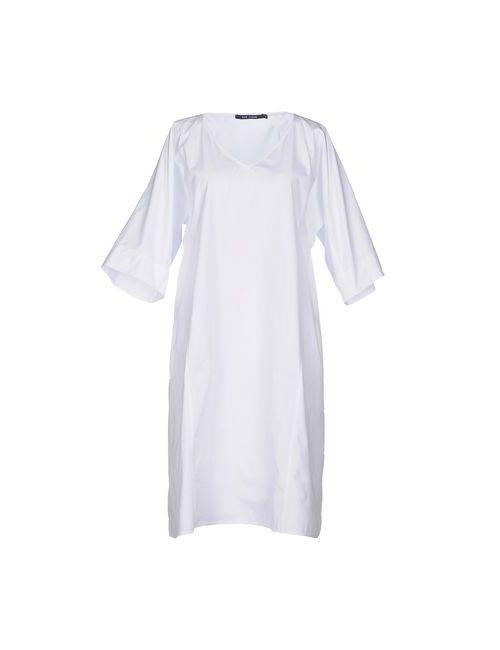 Sofie D'Hoore | Женское Белое Платье До Колена