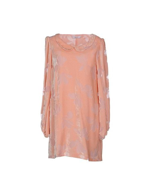 Blugirl Blumarine | Женское Розовое Короткое Платье