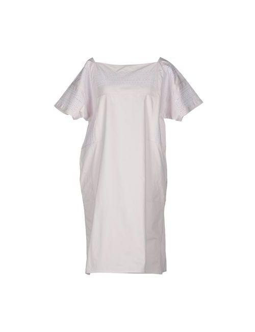 Sofie D'Hoore | Женское Розовое Короткое Платье