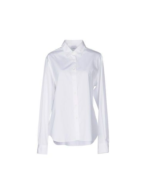 Aspesi | Мужская Белая Pубашка