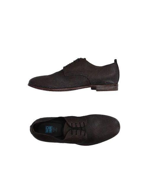 Moma | Мужская Серая Обувь На Шнурках