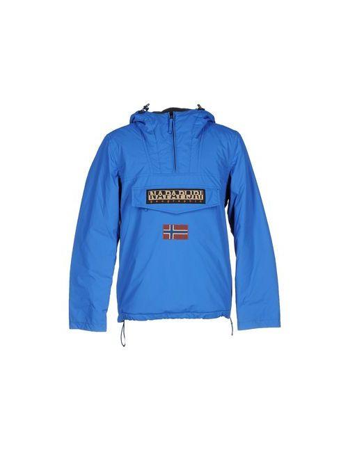 Napapijri | Мужская Синяя Куртка