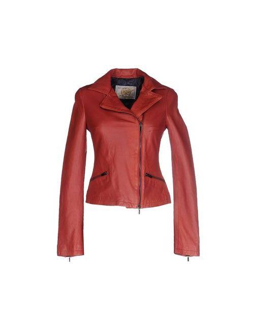 Vintage De Luxe | Мужская Красная Куртка