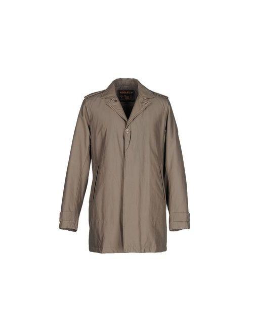 Woolrich | Мужская Зелёная Куртка