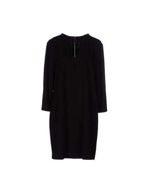 Compagnia Italiana | Женское Черный Короткое Платье