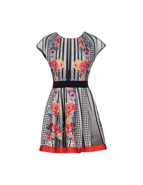 CIEFFE | Женское Серое Короткое Платье