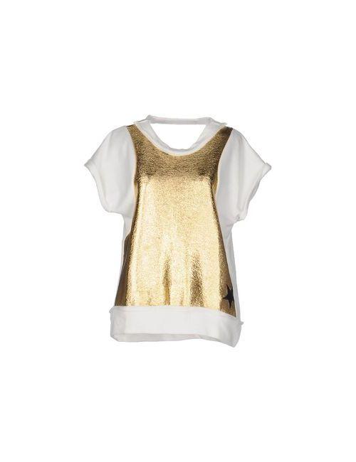 My T-Shirt | Мужская Золотистая Толстовка
