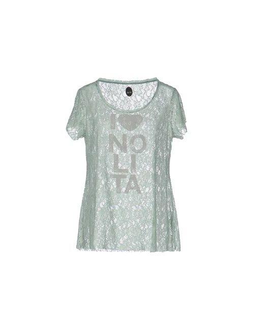 Nolita | Женская Зелёная Футболка