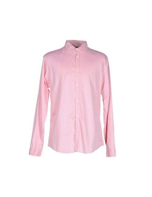 SCOTCH & SODA | Мужская Розовая Pубашка