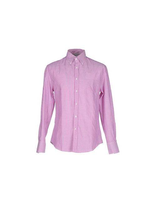 Brunello Cucinelli | Мужская Фиолетовая Pубашка