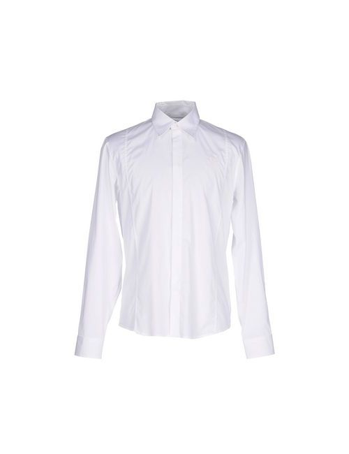 Richmond X   Мужская Белая Pубашка