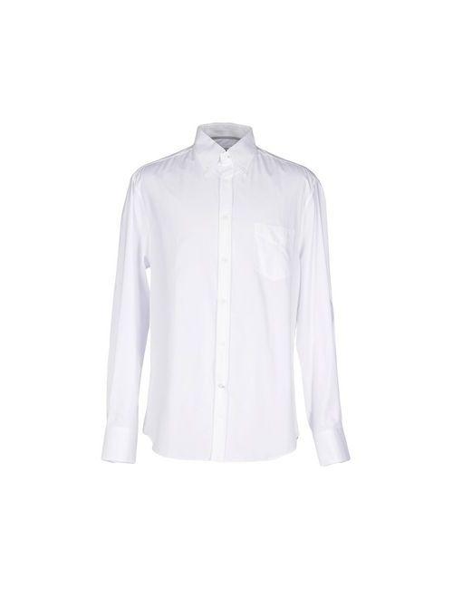 Brunello Cucinelli | Мужская Белая Pубашка