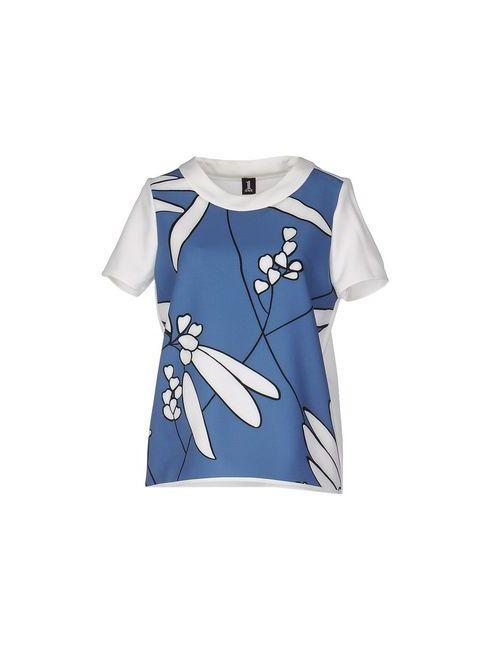 1 one | Женская Синяя Блузка